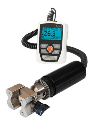 CAP-TT03 Hand-held Cap Torque Meter With Data Output